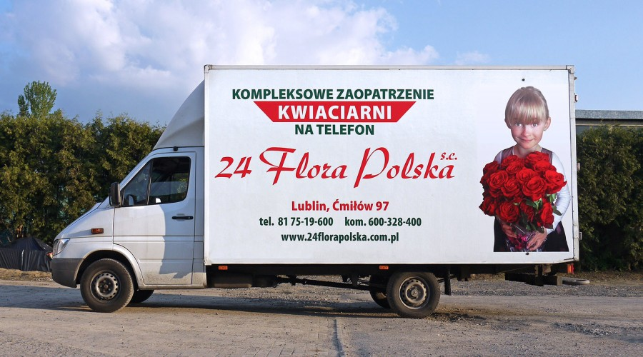 oklejanie samochodów Lublin
